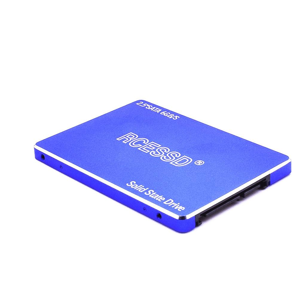RCESSD Metal SSD 2.5 32gb 120gb 240GB 360GB 480GB 500GB 960GB Solid State Ssd Hard Drive SSD 128GB 256GB 256gb For Laptop