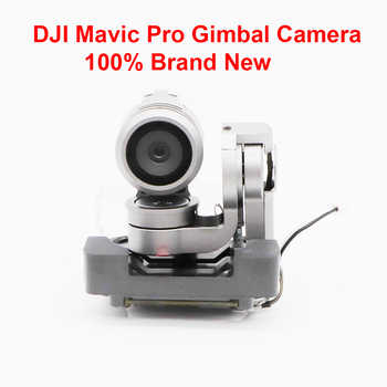 100% Brand New DJI Mavic Pro Gimbal Camera with Flex Cable Transmission Cable Vibration Absorbing Board Spare Parts - DISCOUNT ITEM  15 OFF Consumer Electronics