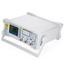 Kkmoon gerador de sinais digital, gerador de sinais de alta precisão 60mhz dds digital de canal duplo, 250msa/s, gerador de sinais de modulação
