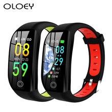 Men Women Smart Wristband IP68 Waterproof Smart Bracelet Blood Pressure Monitor Sleep fitness tracker Pedometer Bluetooth Band цена 2017