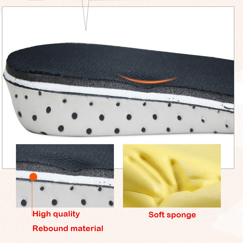 Men 39 s insole 2019 Orthopedic InsolesFlatfoot Orthotics Cubitus Varus Orthopedic Foot Pad Care Insole Unisex Deodorant Insole in Insoles from Shoes