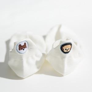 Image 3 - animal print socks funny cute korean style women e gir ankle bas cartoon kawaii fall short happy cotton modis fashion 1 pair