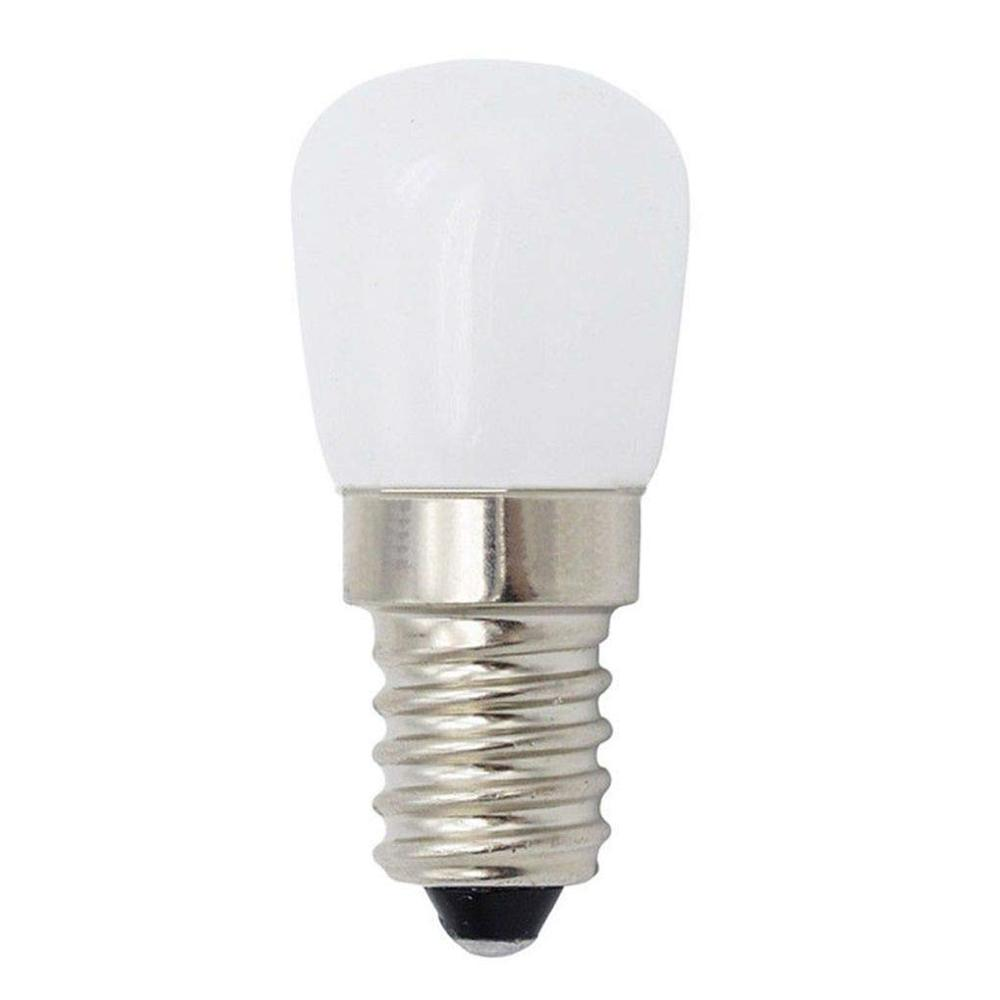 1.5W E14 Refrigerator LED Lighting Mini Bulb AC220V Bright Indoor Lamp For Fridge Freezer Crystal Chandeliers Lighting
