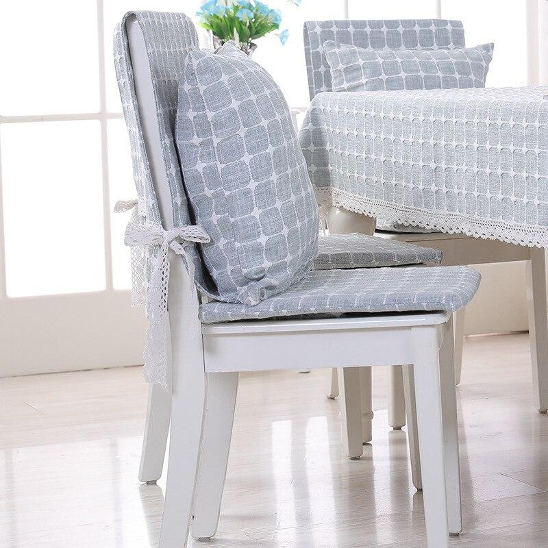 Купить современная скатерть в клетку ткань для обеденного стола из