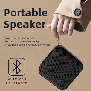 Image 2 - Mini Portable Bluetooth Wireless Speaker Loudspeaker Sound System Stereo Music Surround Outdoor Speaker Support FM Radio TFCard