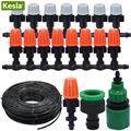 Система наружного охлаждения для теплицы KESLA  система охлаждения  шланг для полива  распылитель 25 м