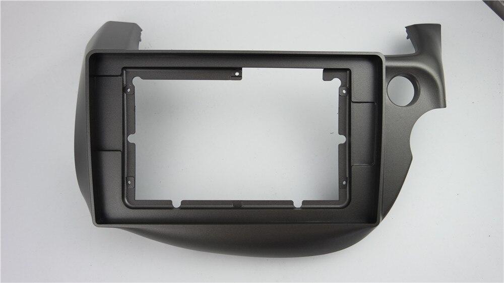 พิเศษ 10.1 นิ้วรถวิทยุกรอบ Dash สำหรับ Honda JAZZ 2008-2013 รถยนต์ติดตั้งสเตอริโอ