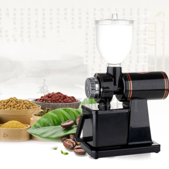 цена на 220V 50/60Hz Coffee Bean Grinder Small Grinder Home kitchen Appliances Grind Commercial Electric Ground Beans Coffee Bean 200W
