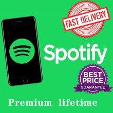 Tv Stick para Spotifyed Premium, reproductor de música Global, funciona en Android, IOS, tableta, PC, Iphone de por vida