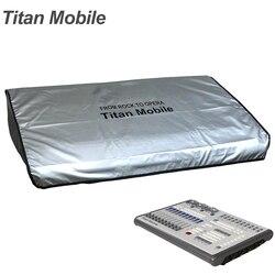 2021 nuevo TITAN Sistema Operativo Titan Mobile consola de iluminación profesional controlador de escenario para equipo de DJ de fiesta de luz de escenario