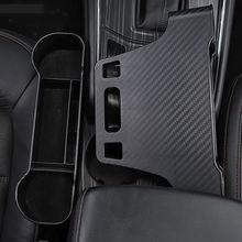 Автомобильный органайзер для сидений из искусственной кожи с