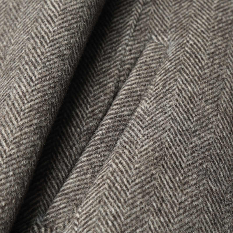 2020 doppelseitige Wolle Mantel Männer Beiläufige Kurze Mantel Herbst Herren Mäntel und Jacken Abrigo Hombre D-04-1951 KJ3011
