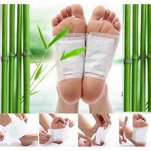 10 шт. патч для здоровья тела мышь для ноги Детокс ножной пластырь Имбирная соль Золотая накладка Очищающая травы для здоровья уход за ногами инструмент