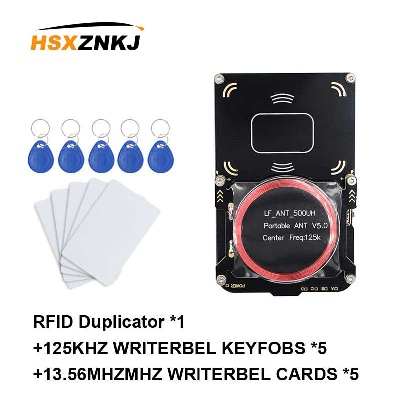 Proxmark3 + Chameleon Integrated Developer Replicator 125KHZ Access Card Writer 13.56MHZ NFC Smart Chip Crack Encrypted Reader