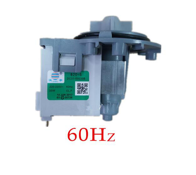 Washing Machine Parts Drain Pump Motor B20-5 DC31-00030 220V 60Hz 35W