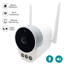 3MP IP Camera WiFi Surveillance Wireless CCTV Cloud Storage HD Home Security Cameras Outdoor Two-Way Audio