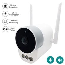 3MP IP Camera WiFi Surveillance Wireless CCTV WiFi Camera Cloud Storage HD Home Security Cameras Wireless Outdoor Two-Way Audio все цены