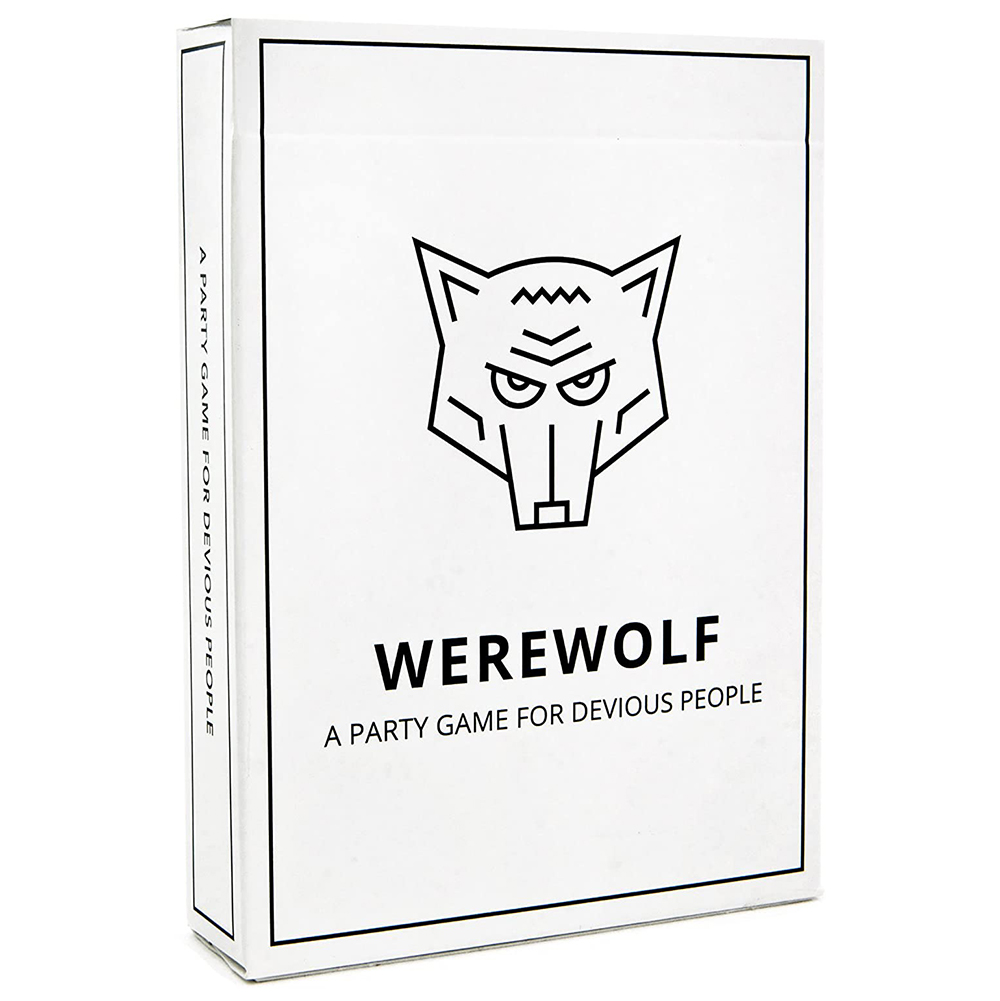 Stellar Factory Werewolf A Party Game For Devious People Card Game Toy Board
