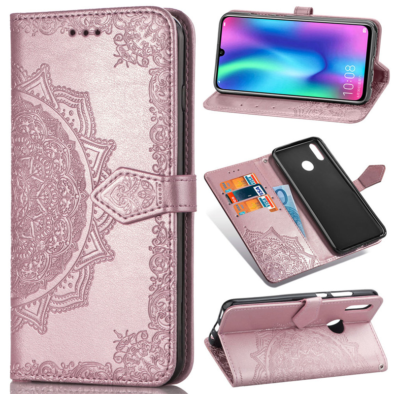 Leather Capa Flip Cover Etui For Coque <font><b>Huawei</b></font> Honor 10 Lite Case <font><b>Smartphone</b></font> Wallet Bag For Funda <font><b>Huawei</b></font> <font><b>P</b></font> <font><b>smart</b></font> <font><b>2019</b></font> Case Capa image