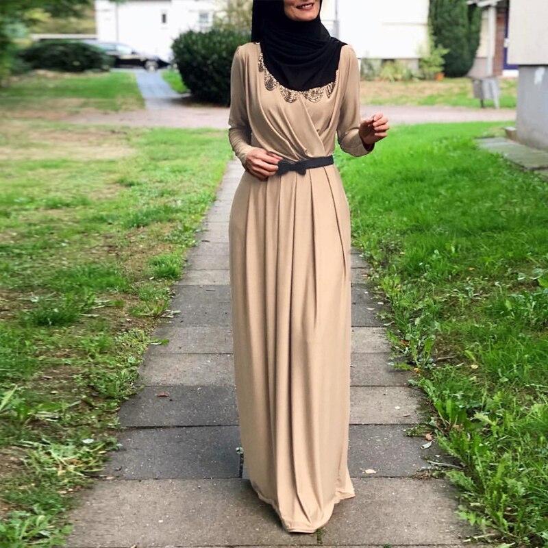 Ramadan Pleated Abaya Dubai Kaftan Hijab Muslim Dress Caftan Marocain Turkish Dresses Islamic Clothing Abayas For Women Islam