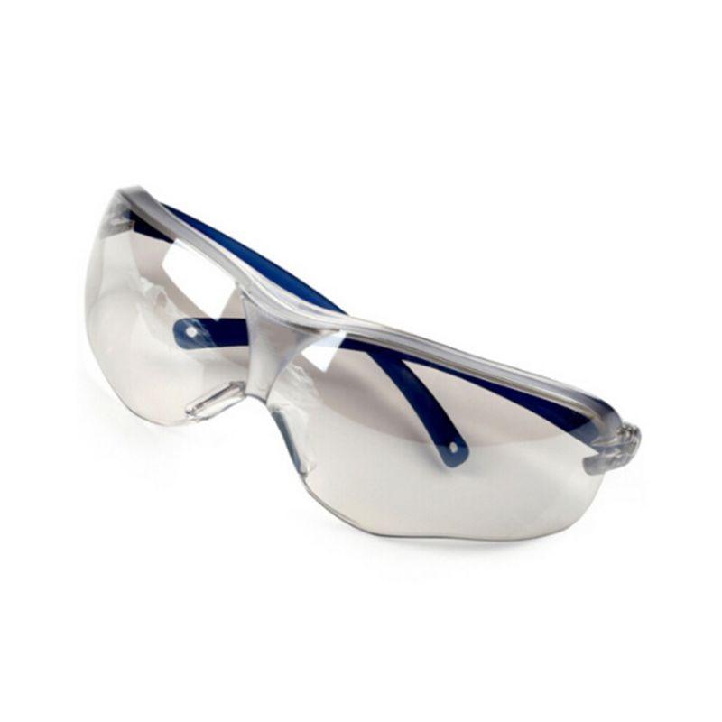 New 3M 10436 PC Lens Safety Glasses Goggles Anti-shock Anti-splash Windproof Anti-UV Protective Glasses Working Riding Glasses