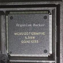MCU 16 bits S12 HCS12 CISC 2.5 kb Flash 112 V/5V broches LQFP