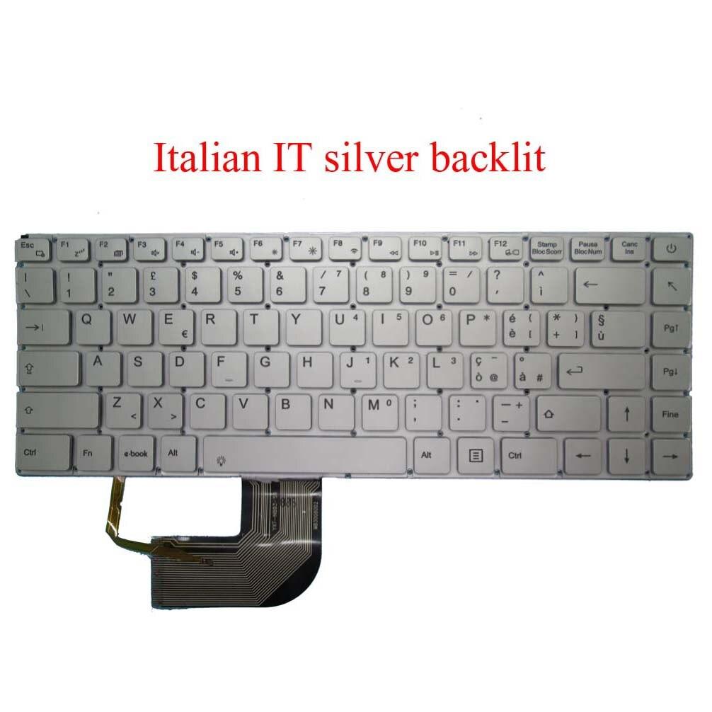 Laptop Keyboard PRIDE-K3049 SCDY-277-3-9 PRIDE-K2500 English US Black Without Frame New