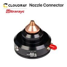 Ultrarayc Capacitive Sensor Nozzle Connector of Lasermech Cutting Head for Fiber Laser Machine