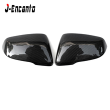 Carbon Fiber Mirror Cover For BMW 1 series F52 2 Travel version F45 new X1 F49 Rear Side View