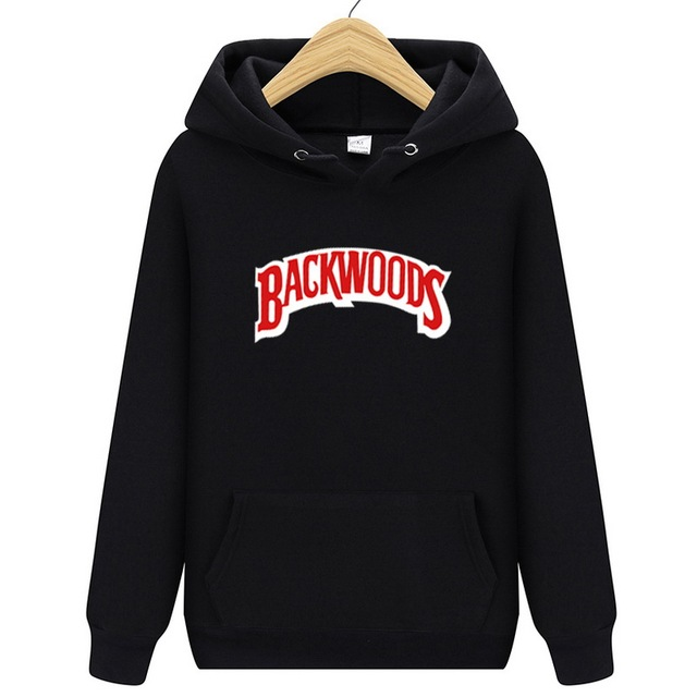 New Brand Men Sportswear Fashion brand Backwoods Print Mens hoodies Pullover Hip Hop Mens tracksuit Sweatshirts hoodie sweats 4