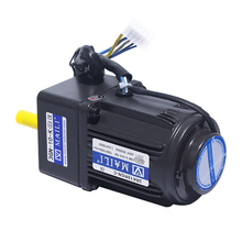 15W 220V AC Geared Motor 3RK15RGN-C Speed Control / Variable Speed Motor Reversible Motor+ Governor стоимость
