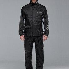 Motorcycle Rider Raincoat