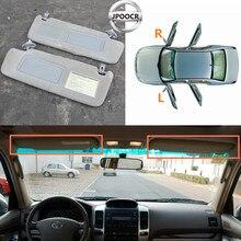 Автомобильный солнцезащитный козырек, для Toyota Land Cruiser Prado,LC120