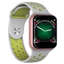 F8 Смарт-часы для женщин и мужчин, браслет, умные часы, кровяное давление, фитнес-браслет, трекер для IOS Pk iwo 8 B57 S226, Смарт-часы, ремешок