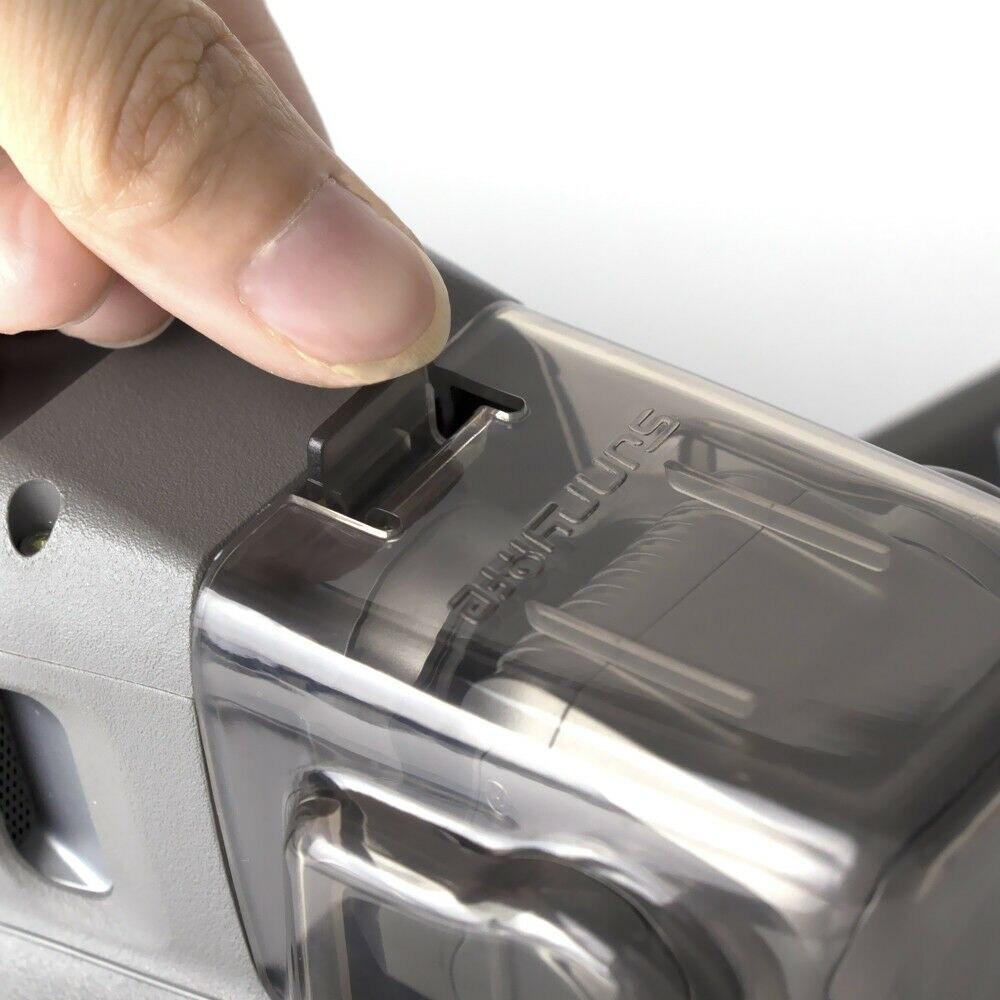 Tüketici Elektroniği'ten İniş Takımı'de Plastik lens kapağı Len Cap Gimbal koruma çantası DJI MAVIC 2 PRO/ZOOM Drone kamera koruyucu koruyucu toz geçirmez aksesuarları title=