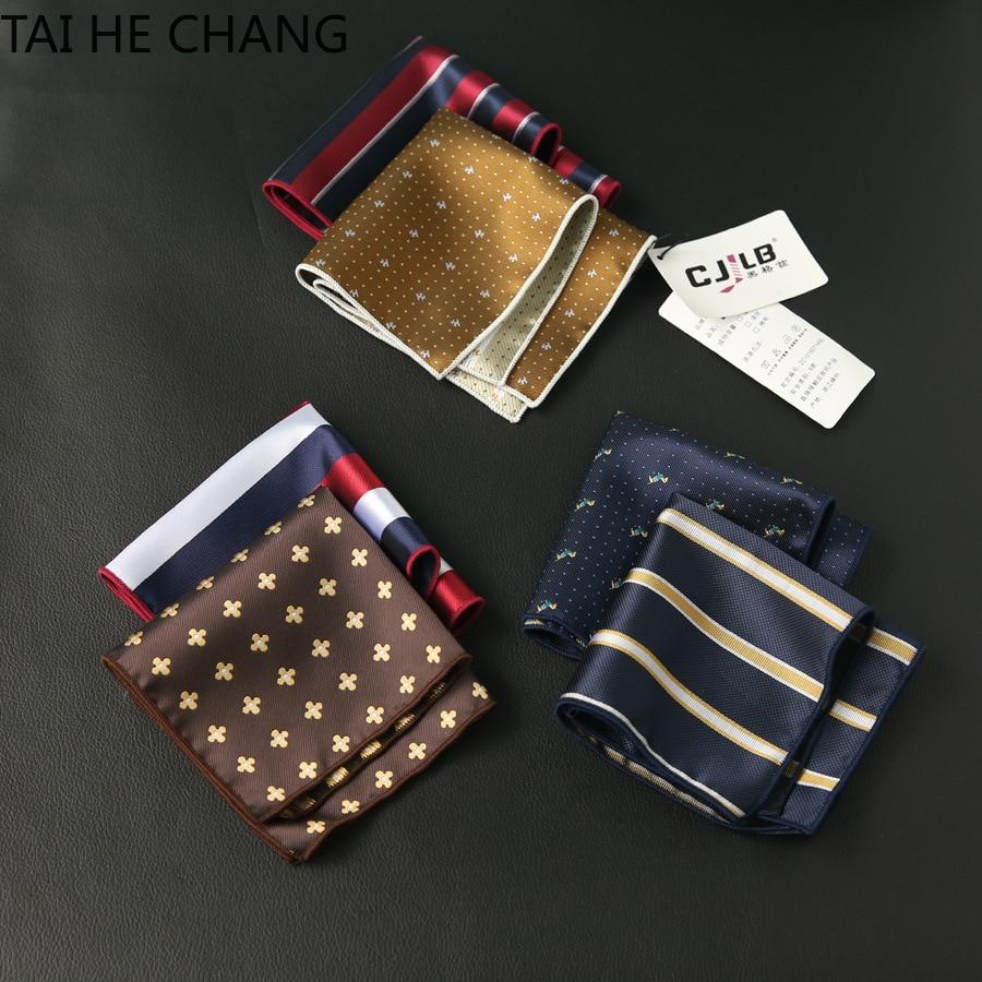 10pcs/lot 27colors Can Choice New Korean Fashion Designer High Quality Pocket Square Handkerchief Men's Business Suit Pocket