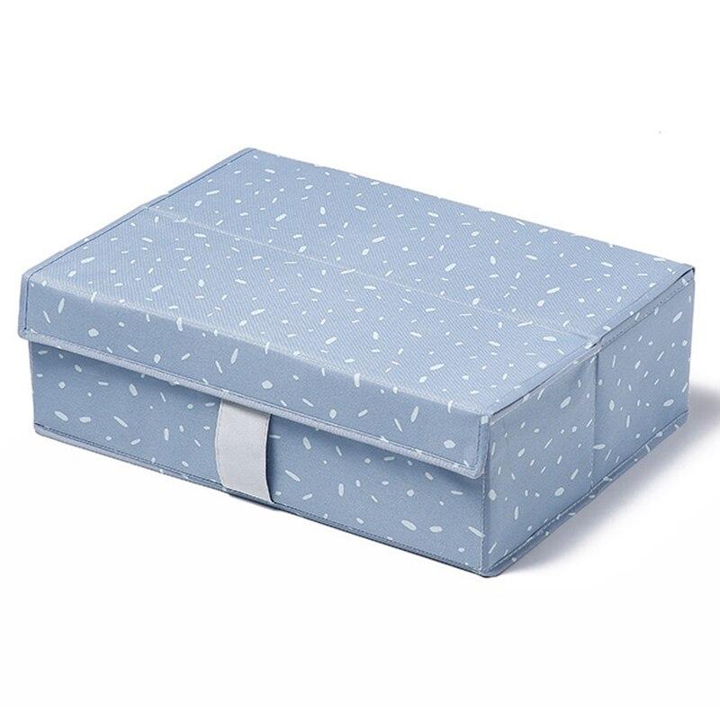 Multi Grid Underwear Storage Box Bra Socks Underwear Drawer Box Wardrobe Closet Drawer Subgrid Organizer|Drawer Organizers| |  - title=