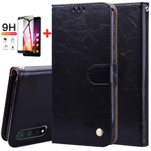 Magnetic Leather Case For Huawei Mate 20 30 P20 P30 P40 Pro Lite P Smart Plus 2019 2020 Honor10lite Wallet Card Flip Stand Cover(China)