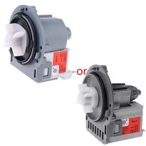Image 2 - Durable 1PC bomba de drenaje Motor salida de agua motores lavadora piezas para Samsung LG Midea Little Swan