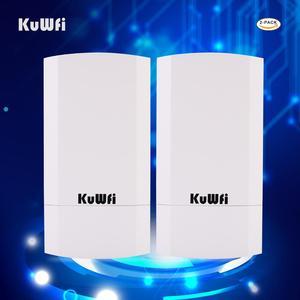 Image 5 - Ru 배송 2 pcs 2.4 ghz 300 mbps 1 km p2p 설정 없음 무선 야외 cpe 라우터 브리지 액세스 포인트 지원 led 디스플레이와 wds