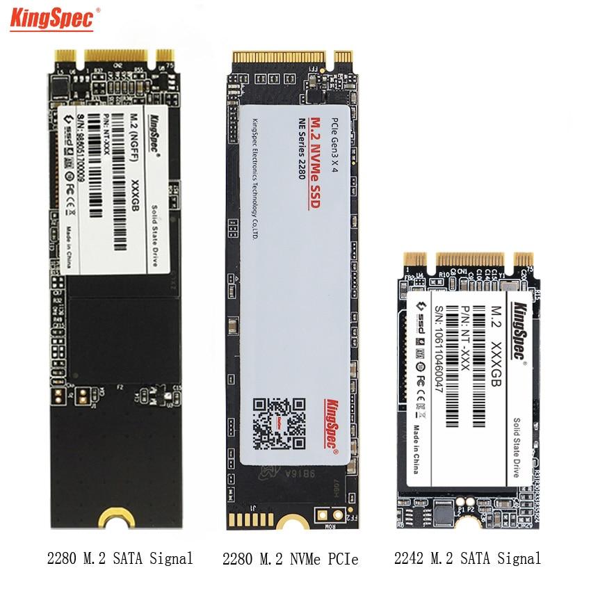 Kingspec M 2 SSD NGFF PCIe NVME SSD 120GB 240GB 500GB 1TB M2 SSD 500gb Internal Hard Drive Disco Duro Disk for Laptop Desktop