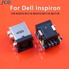 JCD 1 pz presa connettore di alimentazione cc per Dell Inspiron 15R 1569 N4020 M4010 N4030 N5010 N5110 M5110 M5010 Latitud E5410 E5510