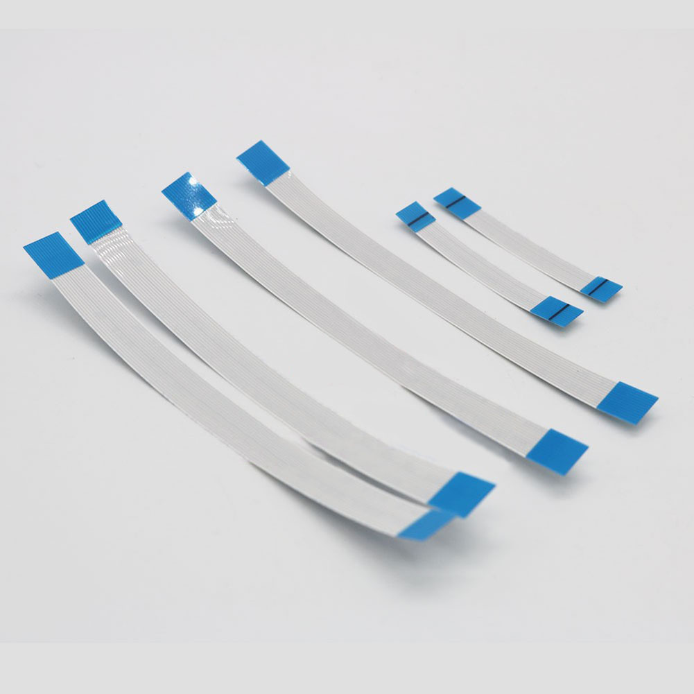 6PCS For PS4 Controller 10 PIN 12 PIN 14pin Charging Board  Cable 10Ppin Touch Pad  Ribbon Cable