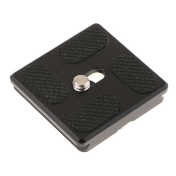 QAL-40 Quick Release Plate for Tripod Ball Head Arca Swiss SIRUI BENRO KIRK image