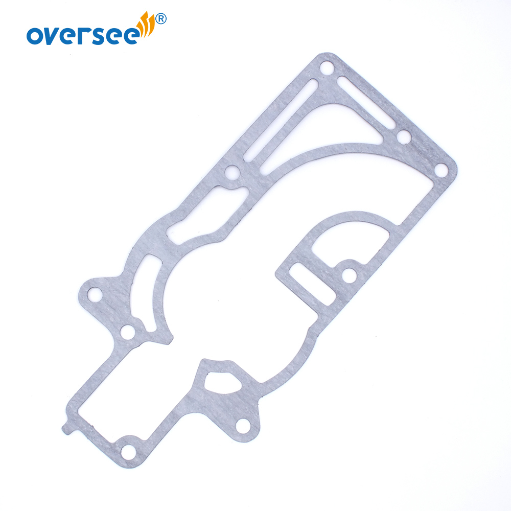 OVERSEE Gasket 6E0-45113-A1 Upper Casing For 5HP Yamaha Outboard Engine 2 Stroke  6E0-45113