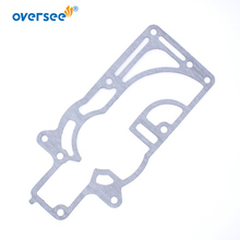 OVERSEE Gasket 6E0 45113 A1 Upper Casing For 5HP Yamaha Outboard Engine 2 Stroke  6E0 45113