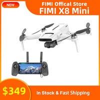 FIMI X8 Mini Drone 4K Kamera Drohnen RC Hubschrauber Professionelle GPS Quadcopter Ultraleicht 8km Übertragung 30-minute flug zeit