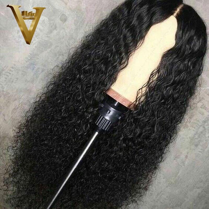 13x6 kręcone ludzki włos koronki przodu peruki Pre oskubane z dzieckiem włosów brazylijski Remy włosy wody fala koronki przodu peruka dla czarnych kobiet w Peruki z ludzkich włosów na siatce od Przedłużanie włosów i peruki na AliExpress - 11.11_Double 11Singles' Day 1