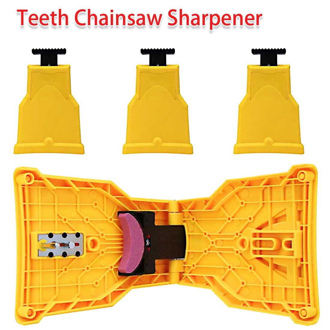 Chainsaw Teeth Sharpener
