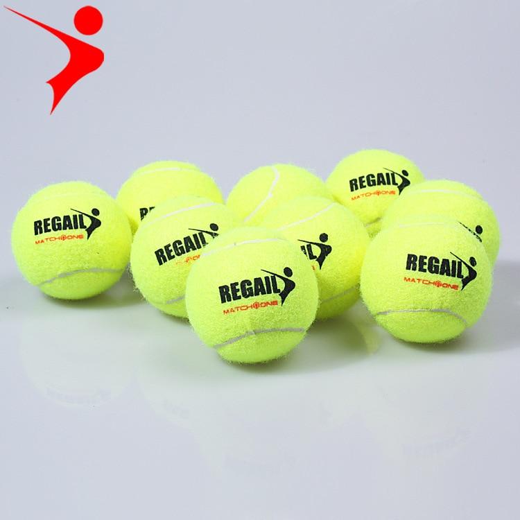High Grade Regail Profession Training Tennis Match ONE Tennis Ball, Amateur Game Tennis